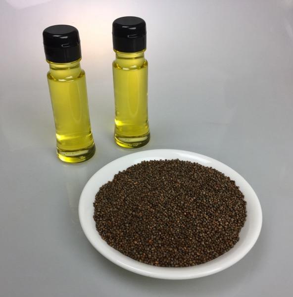 えごま油とえごま実の栄養分の違いは?
